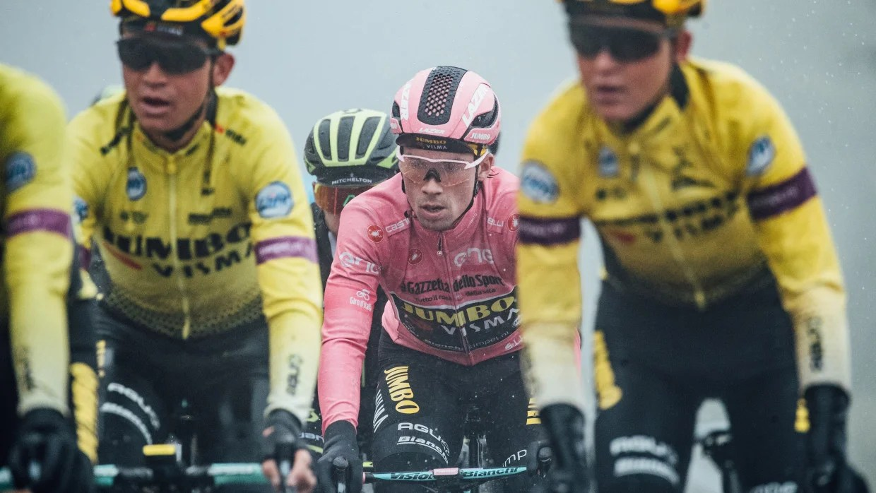 his giro d italia disappointment