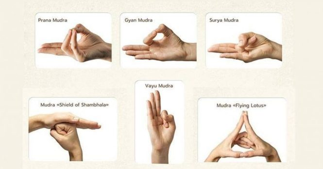 Image result for 8 Hand Signs Yoga Masters Use To Get Rid Of Migraines, Anxiety, And Depression