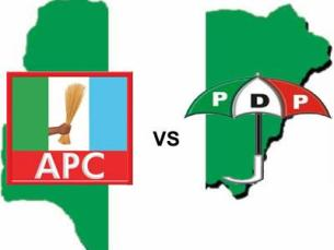 Image result for Thousands dump APC for PDP in Rivers State