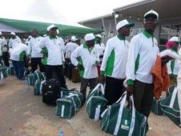 Image result for Nigerian Christian Pilgrims