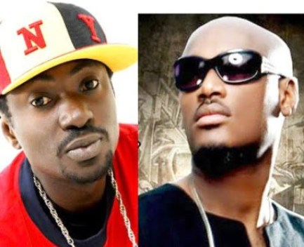 2face Idibia and Blackface
