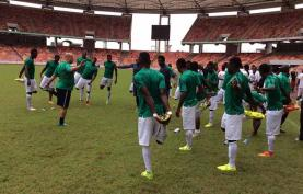 Image result for More players hit Super Eagles' camp ahead of Togo clash