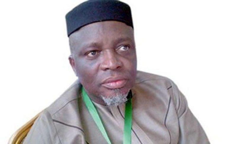 Prof. Ishaq Oloyede
