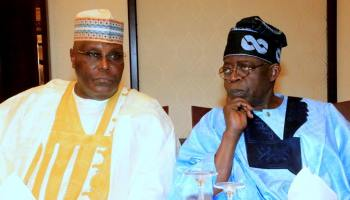 Image result for Tinubu, Atiku Absent At Meeting