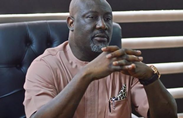 Dino Melaye3 - BREAKING : More Trouble For Dino Melaye As 188, 580 Electorates Sign For His Recall