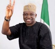 Fayose's speech as he declares for 2019 presidency