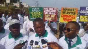 Image result for Doctors' strike: Osun government appeals for understanding