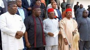 Image result for South-south, south-east Governors meet in Rivers