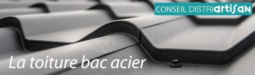 Toiture Bac Acier Distriartisan