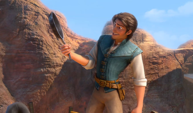 The-Many-Faces-of-Flynn-Rider---The-Discovery