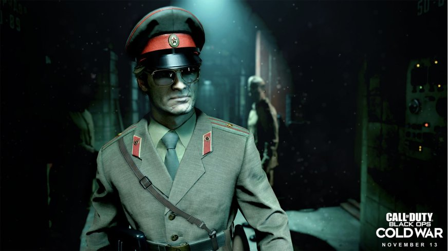 Alleged Call of Duty: Black Ops Cold War Zombies leak ...