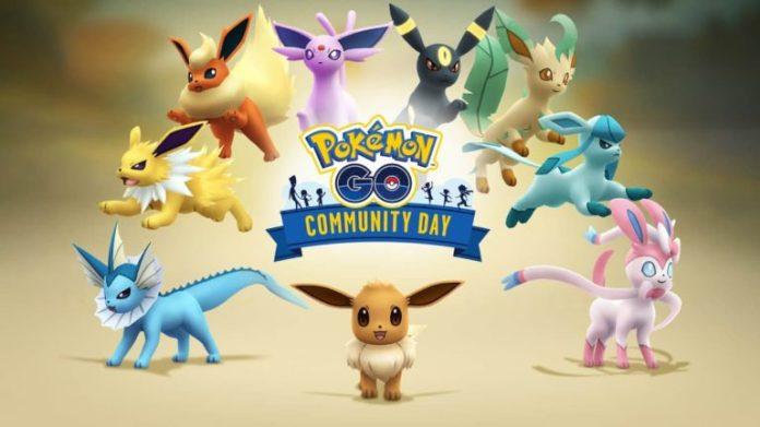 Pokemon Go Best Eevee asiafirstnews