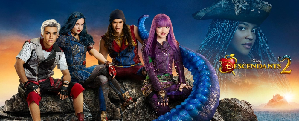 Disney Descendants 2