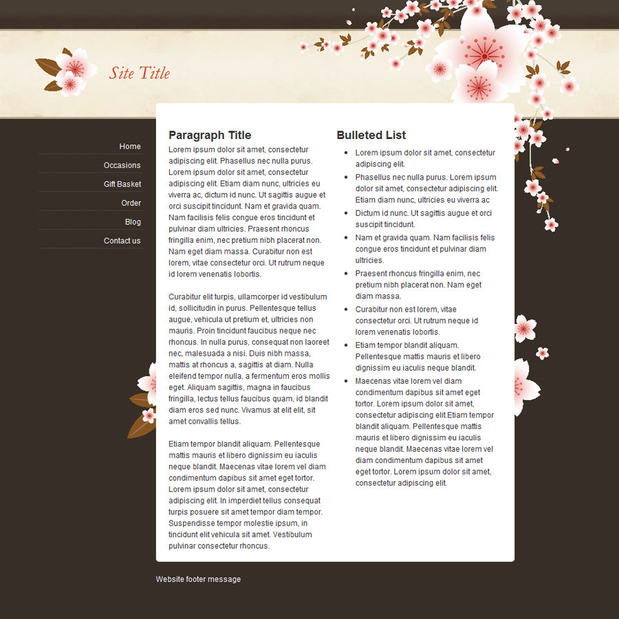 Weebly Templates. 33 weebly templates and designs for advanced ...