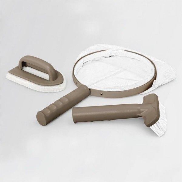 kit d accessoires d entretien pour spa intex