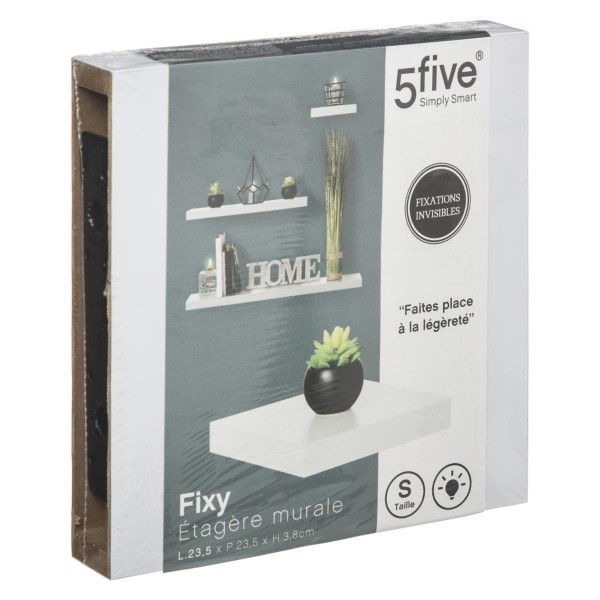 murale beton gris 5 five simply smart