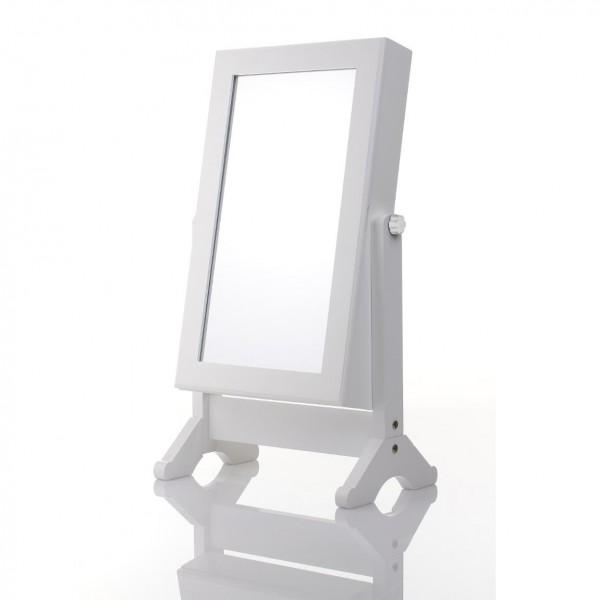 spiegel mit schmuckkastchen paula weiss