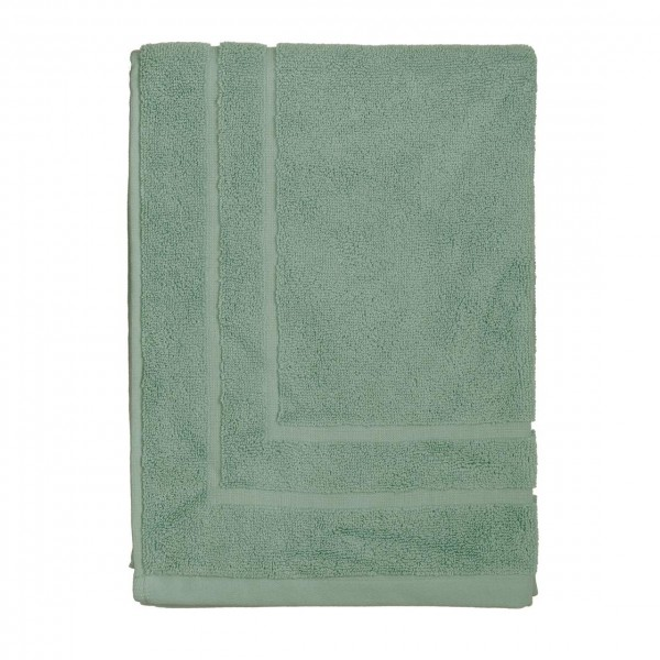 tapis de bain krista vert celadon