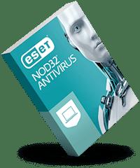 Eset Nod32 Antivirus 1 pc 1 an Image