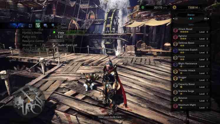 Monster Hunter World Charge Blade - Popular Skills