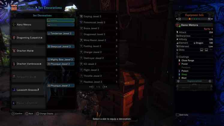 MHW Bow Guides