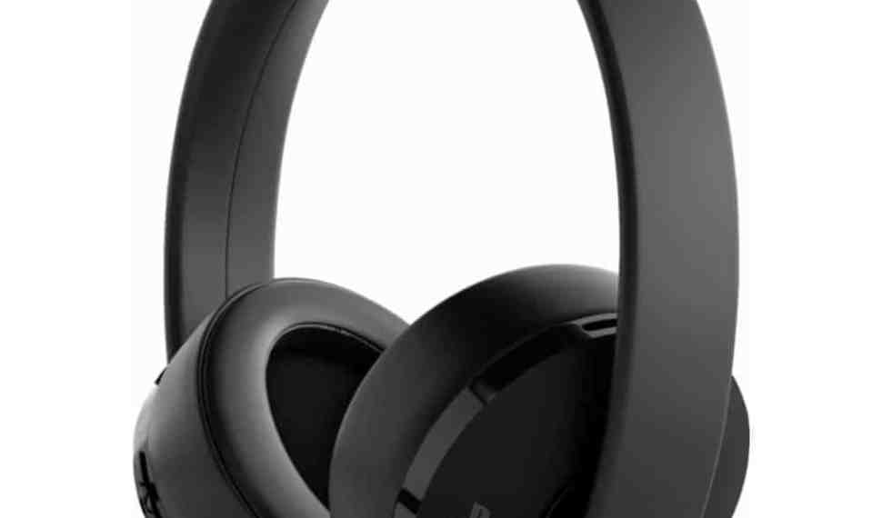 My Gear – PlayStation Gold Wireless Headset (2018) Review