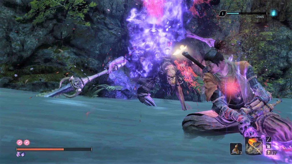 Sekiro - Shichimen Warrior Guides