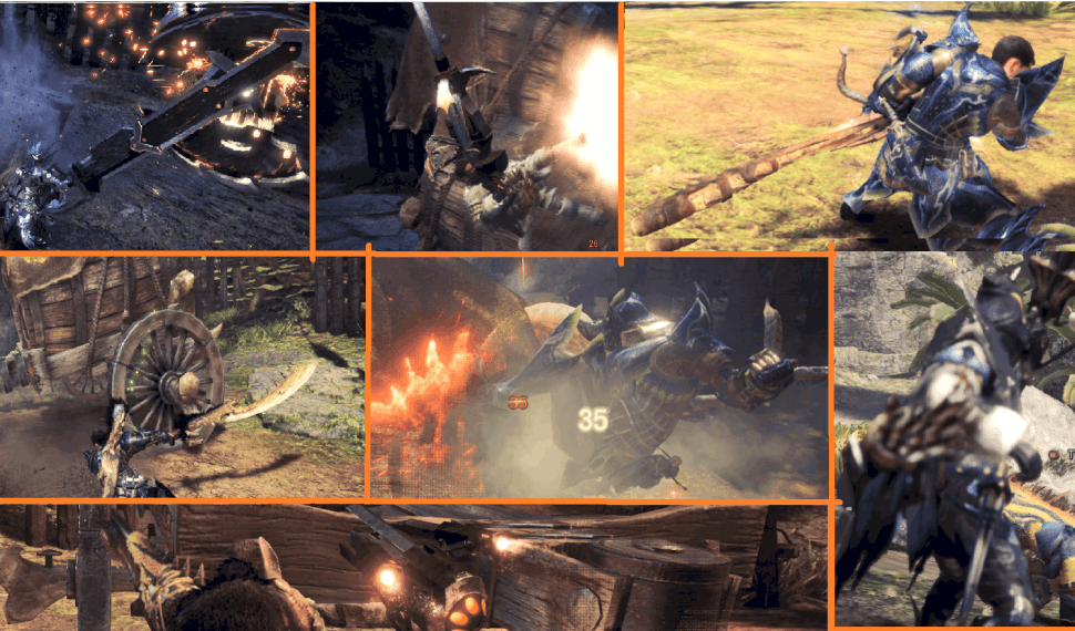 Monster Hunter World – Ultimate Guide To Iceborne Weapon Changes [Video Included]