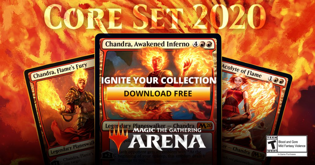 Magic The Gathering Arena download