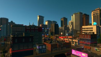 Cities: Skylines - PlayStation 4 Edition Screenshot