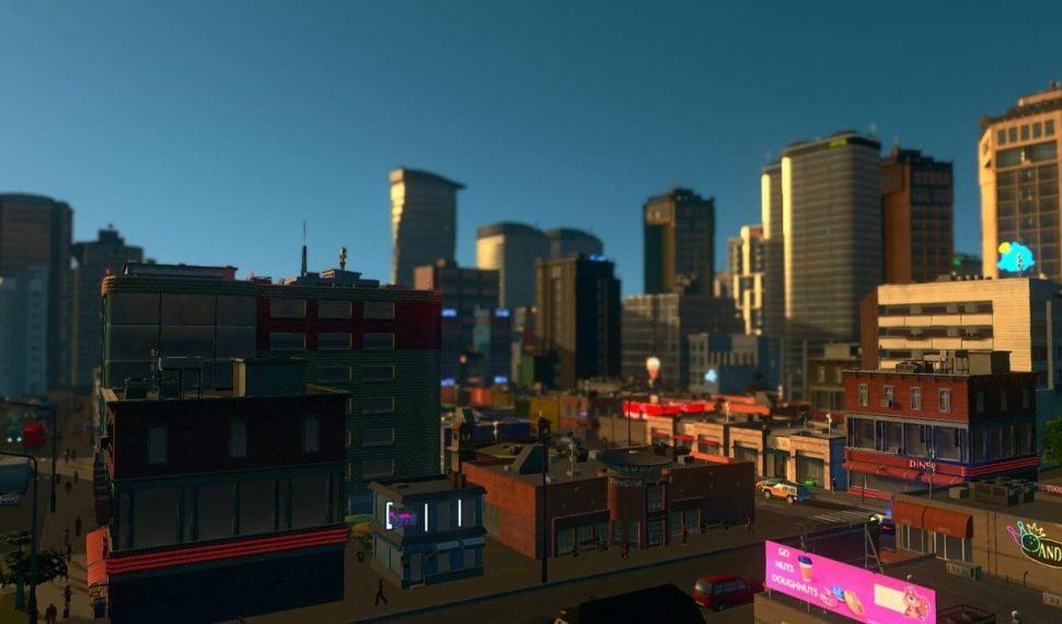 Cities: Skylines – PlayStation 4 Edition