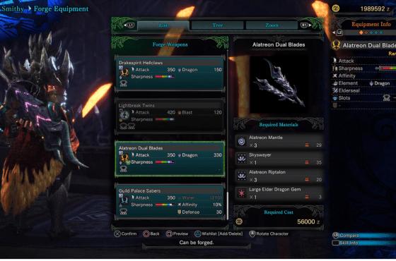 MHW Dual Blades Meta Builds [Pre & Post Fatalis DB Builds]