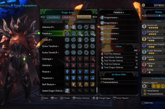 MHW Iceborne Switch Axe Build [Alatreon Meta]