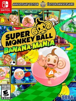 Super Monkey Ball: Banana Mania – Anniversary Launch Edition