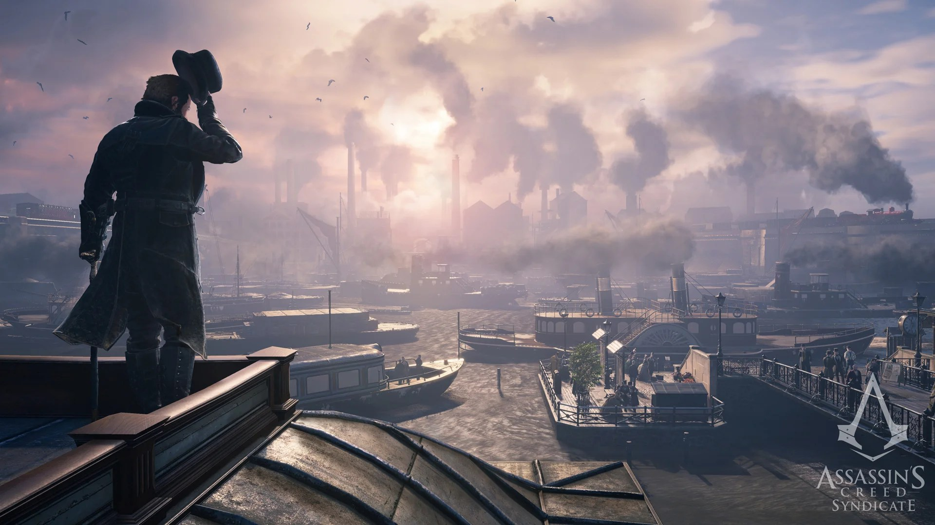 Image result for assassin's creed syndicate cinematic