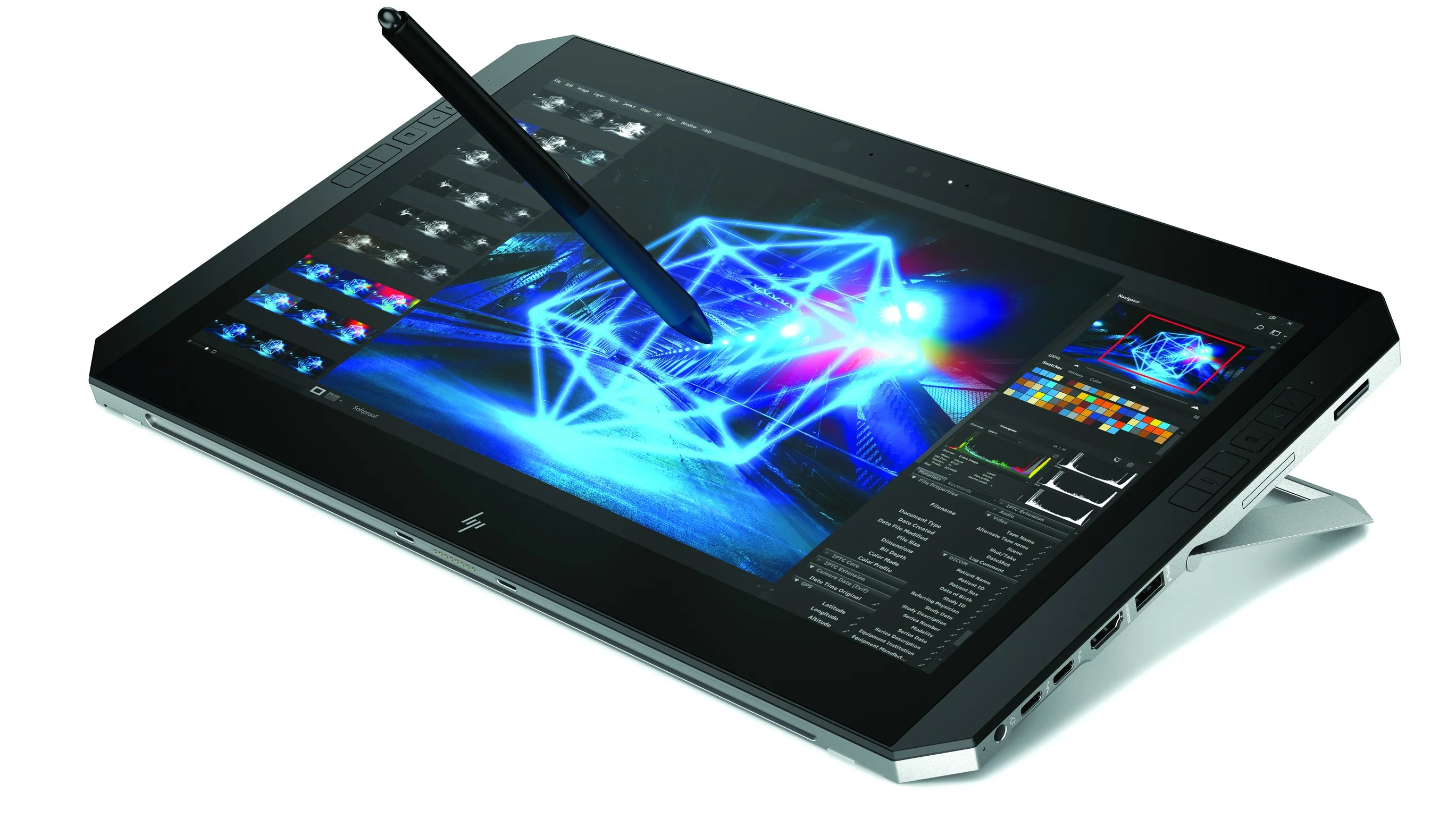 Hp Zbook X2 G4 Workstation Review An Unbelievably