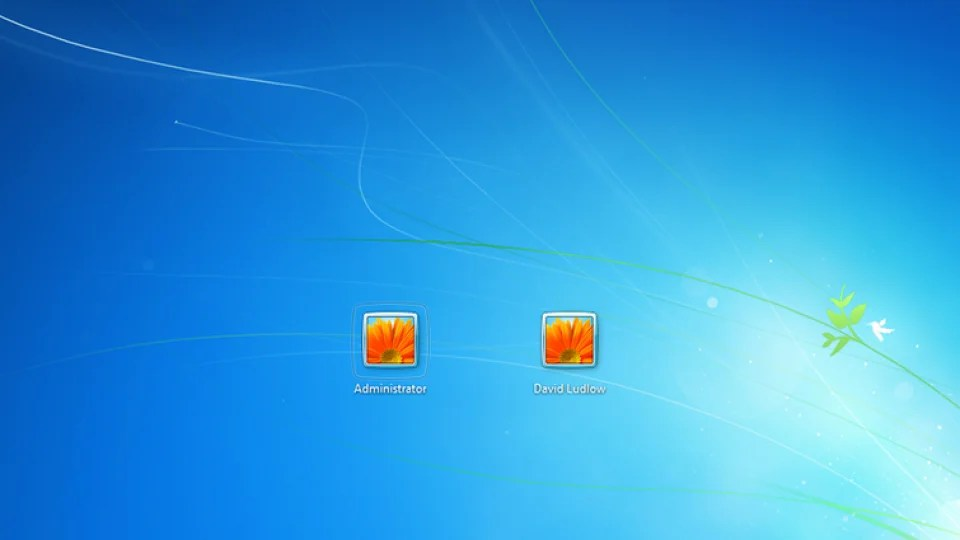 Windows 7 Log On