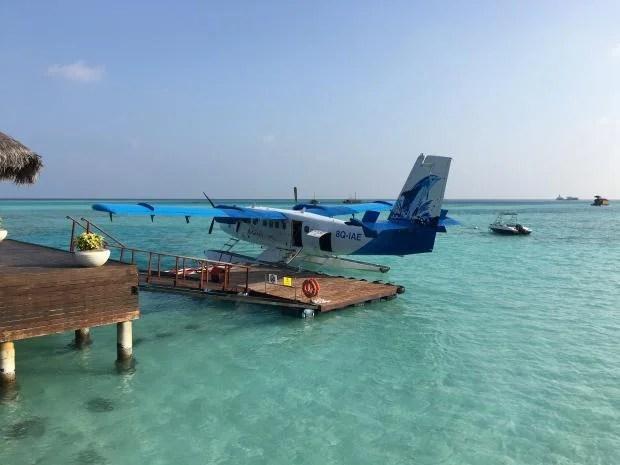 iPhone 6S Plus sample shot sea plane