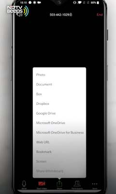 How To Share Screen On Zoom Meeting App