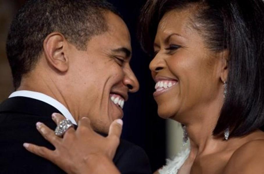 Os melhores momentos de Michelle e Barack Obama