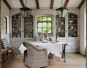 Jill Sharp Brinson, Atlanta home, House Beautiful