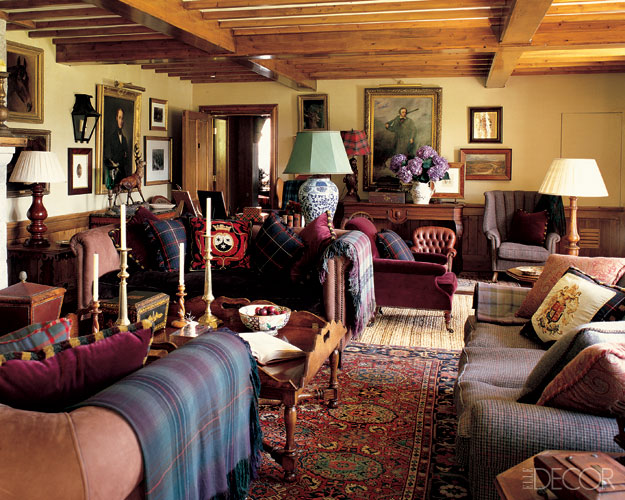 Ralph Lauren Home Decorating