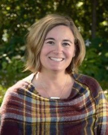 Lutheran early learning center director, Kellee Nelson