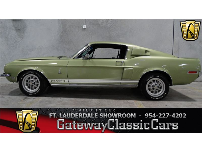 1968 Ford Mustang for sale on GoCars 1968 Ford Mustang