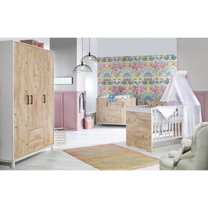 Kinderzimmer-Set TIMBER PINIE (3-teilig) von SCHARDT