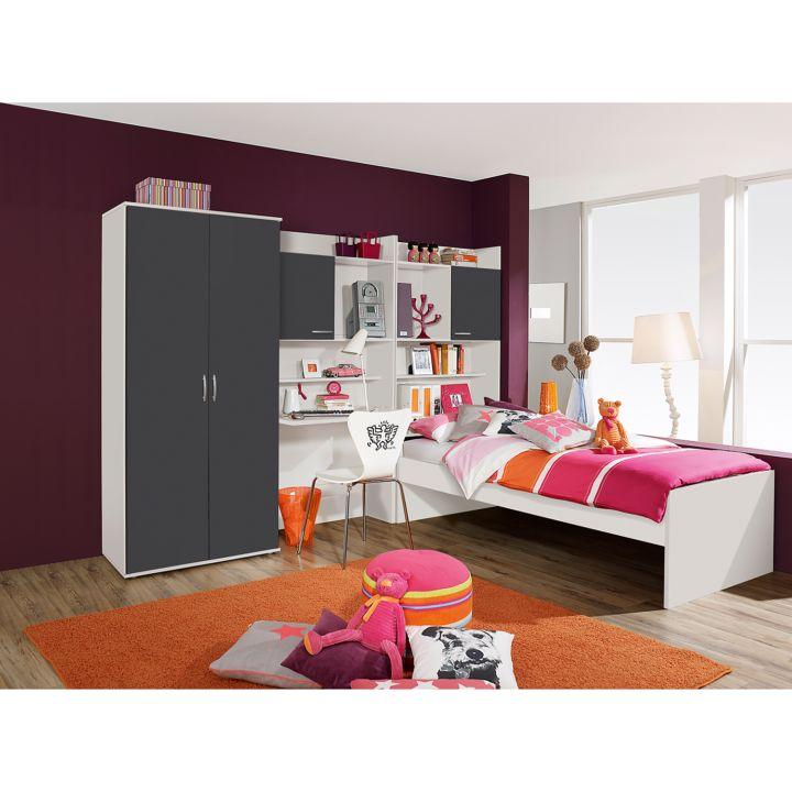 Kinderzimmer-Set EMILIO I (4-teilig) von RAUCH