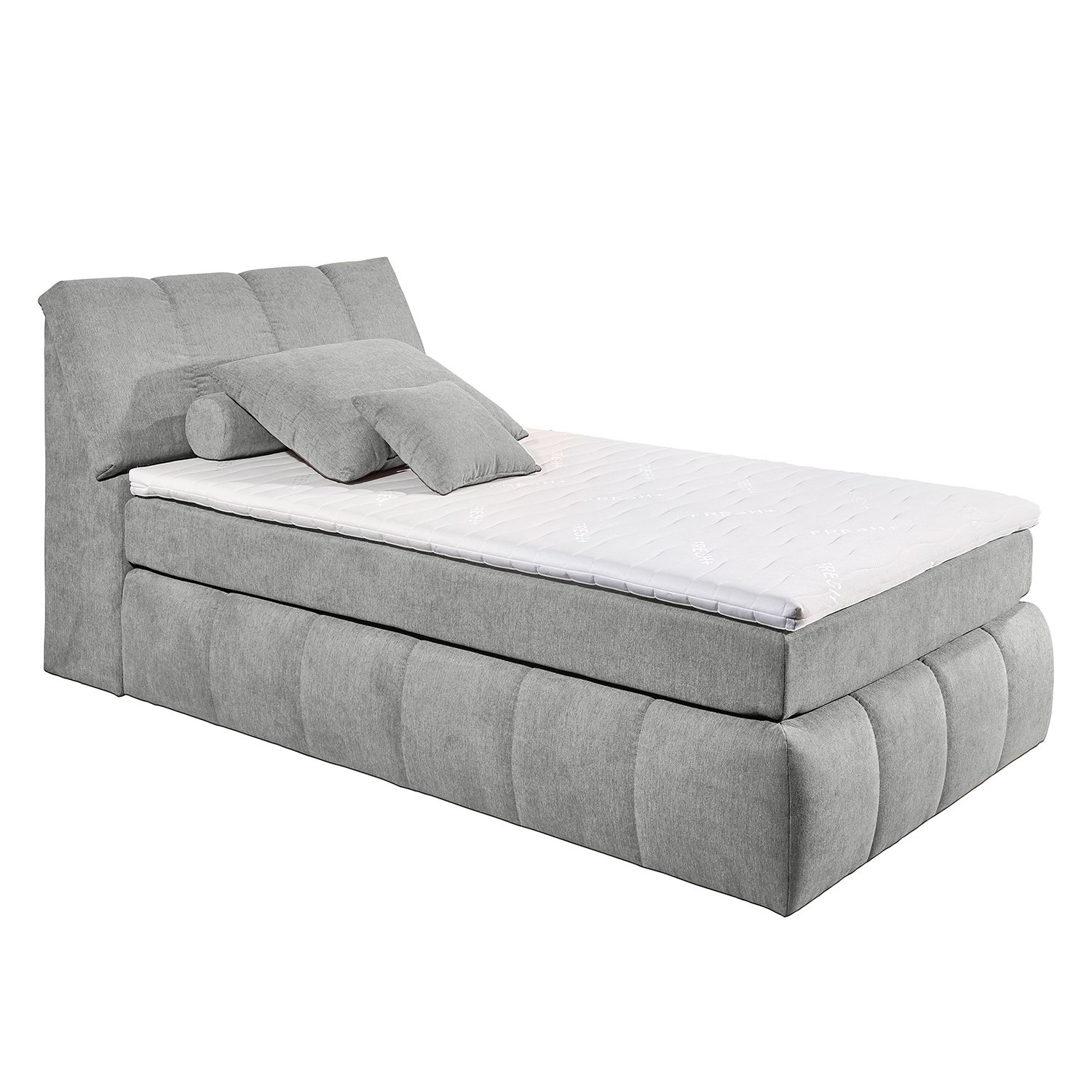 Boxspringbett FENOR - Webstoff