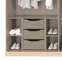 Schubkasteneinsatz Schrank   The Homey Design