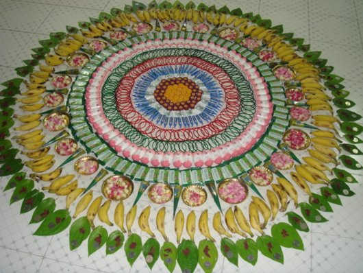 Unique Rangoli Designs