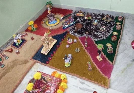 Decoration Ideas for Krishna Janmashtami